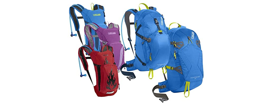 Camelbak Hydration Packs for Adults & Kids