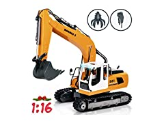 DOUBLE E Truck RC Excavator Toy