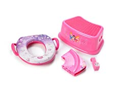 Potty Training (4-Piece Set) - Princess