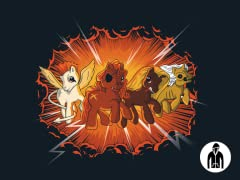 Four Little Ponies of the Apocalypse JZH