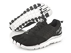 Fila Men's Skele-Toes - Black/Silver