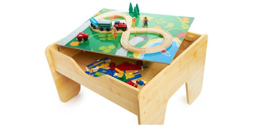 Kidkraft 2 in 1 activity table kids toys for Table kidkraft