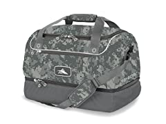 Over-Under Cargo Duffel - Grey Digicamo