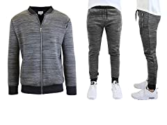 Men's Tech Fleece Marled Stretch Set
