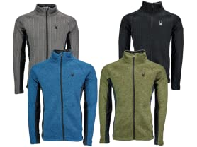 Spyder Men's Full-Zip Jacket