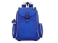 Alcatraz II Backpack with Laptop Protection, Glacier Blue