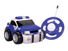 R/C Go Go My First Police Car