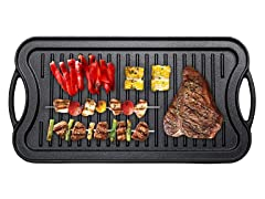 Bruntmor Cast Iron Reversible Griddle