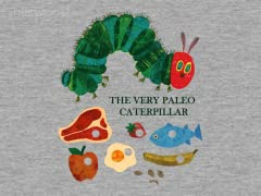 The Very Paleo Caterpillar