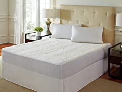 Pure Rest™ Quilted Memory Foam Protector-5 Sizes