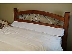 SnugStop Headboard Pillow Gap Filler