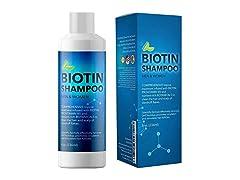 Biotin Shampoo for Hair Growth B Complex