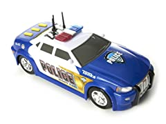 Mighty Tonka Fleet Police Car