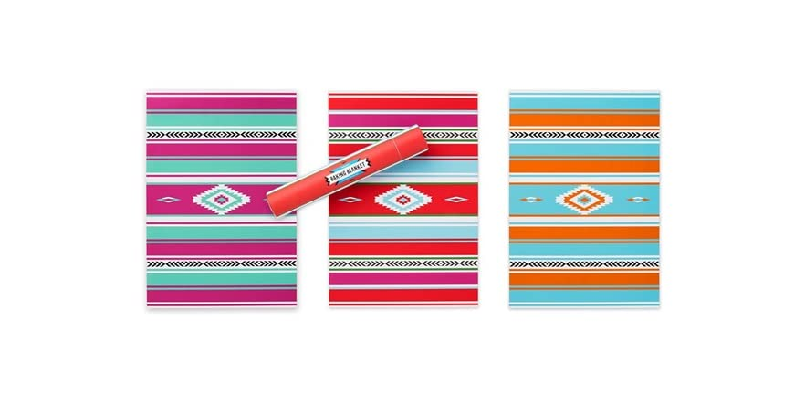 W&P Silicone Baking Blanket 3-Pack: Red, Blue, & Pink | WOOT