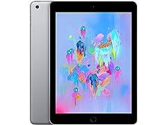"Apple 9.7"" iPad (2018) Tablet - Space Gray"