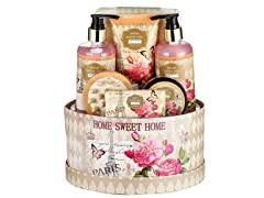 Luxury Complete Spa Gift Basket
