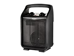 Tenergy Portable Space Heaters Adjustable Thermostat
