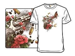 Floral Revolver