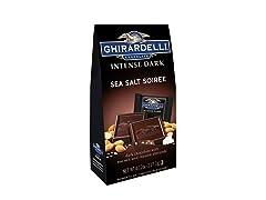 Ghirardelli Chocolate Dark Squares, 6pk