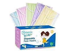 Hygenix Kids Disposable Masks (50 count)