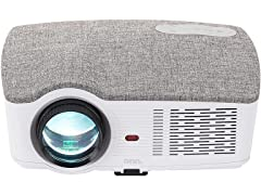 Onn Projector 720p Portable with Roku