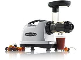 Omega J8006 Slow Speed Masticating Juicer