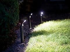 Mr. Beams Motion Sensor LED Path Lights
