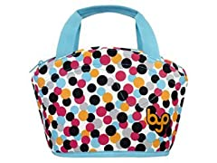 BuiltNY Gusto Lunch Bag-Dot Candy Pin