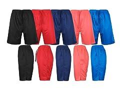 "Mens 7"" Workout Training Active Shorts"