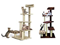 Play Stairs Cat Tree