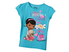 Doc McStuffins Tee - Turquoise (4-6X)