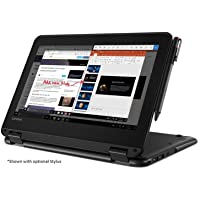 Deals on Lenovo 300e 11.6-inch Touch Laptop w/Intel N3450 64GB eMMC