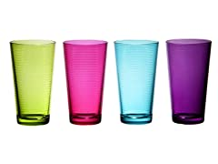 Level 17oz Highball Glasses-Set of 4