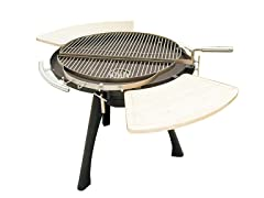 Space 800 Charcoal Grill