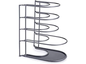 "Pan Rack Organizer 12.2"" Grey"