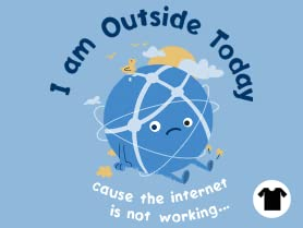 Internet is Out