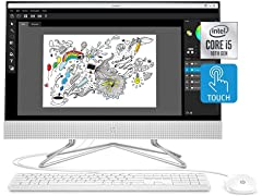 HP 24-df0170 All-in-One Desktop