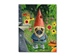 Pug Gnome (2 Styles)