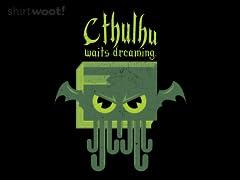 Cthulhu Waits Dreaming