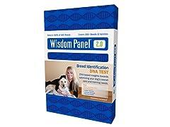 Wisdom Panel Doggie DNA Test