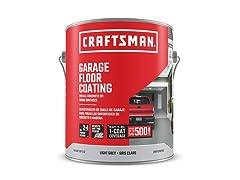 Craftsman Garage Floor Coating