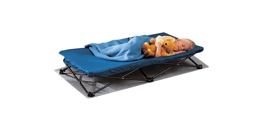 Regalo My Cot Portable Bed W Sheet Amp Carry Case