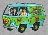 The Magic Mystery Machine