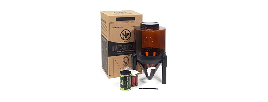 BrewDemon Craft Beer Kit - 2 Styles