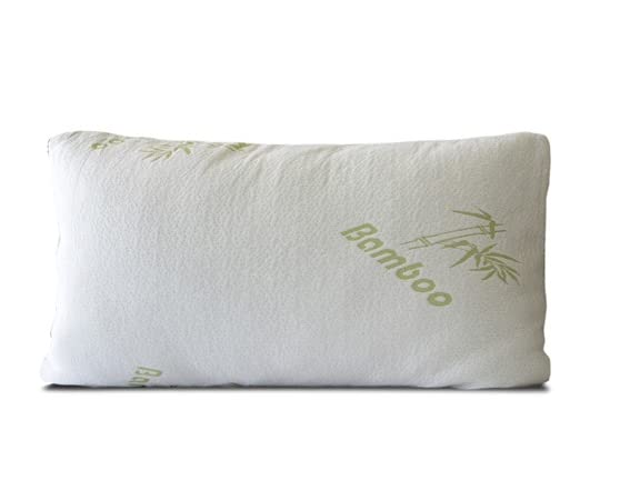 Hotel Comfort Bamboo Pillow Set Of 2 2 Sizes
