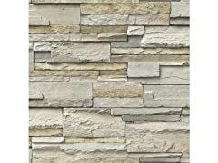 Slate Peel & Stick Wallpaper