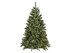 Maryland Pine Tree 10' Prelit Clear
