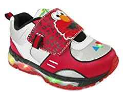 Elmo Light-Up Sneaker (7-10)