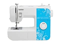 Brother LX2500 17-Stitch Free-Arm Sewing Machine