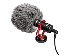 Compact Condenser Microphone